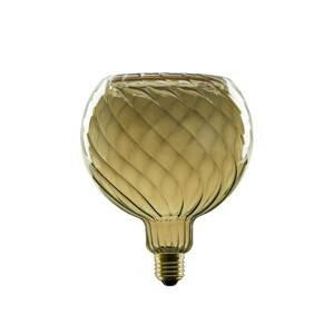 Segula SEGULA LED Floating Globe G150 E27 8W twist dymová