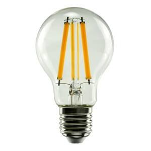 Segula SEGULA LED žiarovka E27 10W 827 filament číra