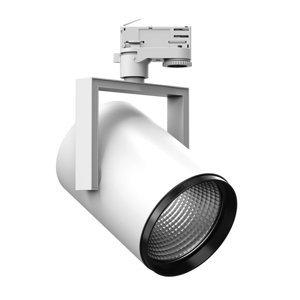 PERFORMANCE LIGHTING 3-fázové koľajnicové svetlo AS425 LED Medium biele