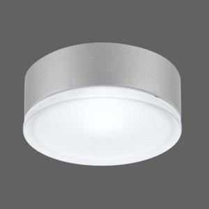 PERFORMANCE LIGHTING Drop 28 vonkajšie nástenné LED svetlo sivé 4000K