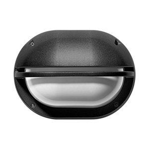 PERFORMANCE LIGHTING Nástenné LED svetlo Eko+19 Grill antracit 3000K