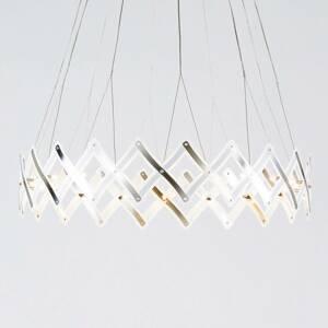 Serien Lighting serien.lighting Zoom lampa, skladacia mriežka