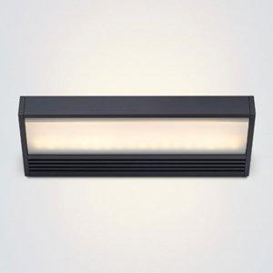 Serien Lighting serien.lighting SML nástenné LED svetlo v čiernej