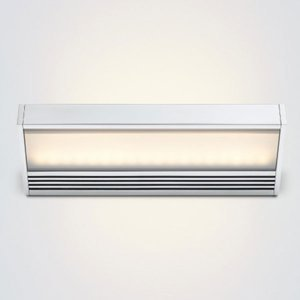 Serien Lighting serien.lighting SML – nástenné LED leštený hliník