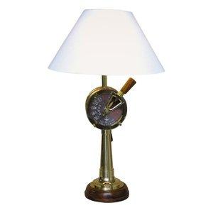 SEA-Club Famózna stolná lampa CRUISE s drevom