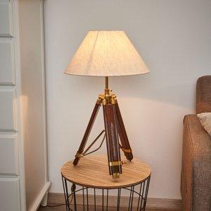 SEA-Club Stolná lampa sa stava stojacou lampou MINISTATIV
