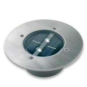 Smartwares Okrúhle solárne bodové LED svetlo Lugo - IP44