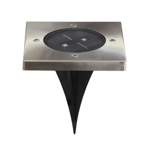 Smartwares Torino – hranaté solárne zapustené podlahové LED