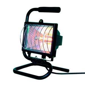 Smartwares Robustný halogénový reflektor Elro s rukoväťou