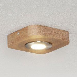 Spot-Light Teplé biele stropné LED svietidlo Sunniva
