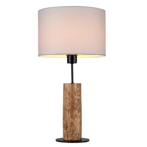 Spot-Light Stolná lampa Pino Table, morené borovicové drevo