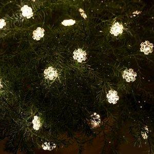 Sirius Svetelná LED reťaz Nynne 40-pl interiér a exteriér