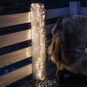 Sirius Svetelná LED reťaz Knirke do exteriéru, 200-pl.
