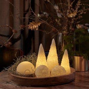 Sirius Dekoračná LED lampa Igloo Snow