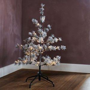 Sirius LED strom Alfi, výška 90cm, ovládaný batériou
