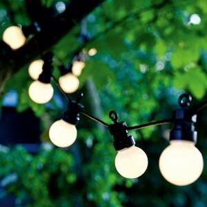Sirius Svetelná LED reťaz Lucas štart sada 10 efekt mrazu