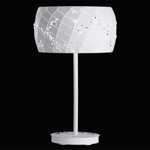 Swarovski Swarovski Apta kryštálová stolná lampa, biela