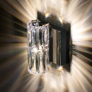 Swarovski Swarovski Verve nástenná lampa, V13 cm