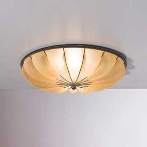 Siru Polkruhové stropné svietidlo RAGGIO, 33cm