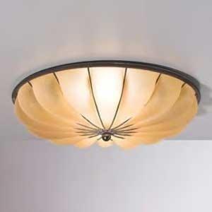 Siru Polkruhové stropné svietidlo RAGGIO, 40 cm