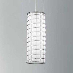 Siru Ručne vyrobená závesná lampa RETE, 46cm