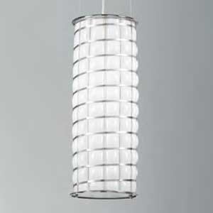 Siru Ručne vyrobená závesná lampa RETE, 61 cm
