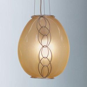 Siru Závesná lampa Catena – ručne vyrobená