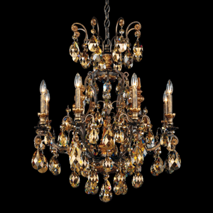 Schonbek Schonbek Renaissance, luster bronzový