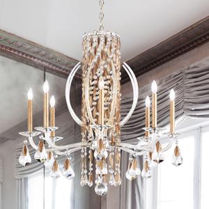 Schonbek Schonbek Sarella - zlatý kryštálový luster