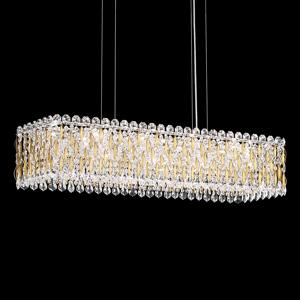 Schonbek Schonbek Sarella závesná lampa s kryštálmi