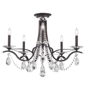 Schonbek Schonbek Vesca stropná lampa s kryštálmi