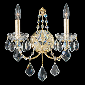 Schonbek Schonbek Century nástenná lampa aurelia 2pl