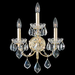 Schonbek Schonbek Century nástenná lampa aurelia 3pl