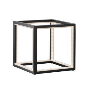 Sompex Stolná LED lampa Delux, čierna, 20 cm