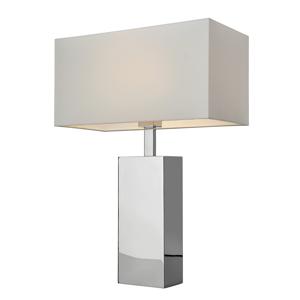 Sompex Stolná lampa Block, výška 56 cm