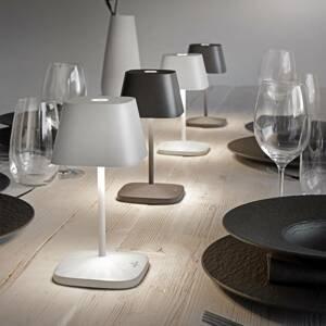 Villeroy & Boch Villeroy & Boch Neapel 2.0 LED lampa antracit