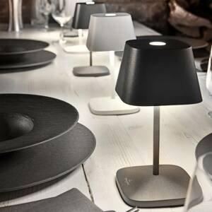 Villeroy & Boch Villeroy & Boch Neapel 2.0 LED lampa čierna