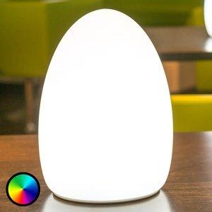 Smart&Green Egg – aplikáciou ovládateľné deko svetlo + batéria