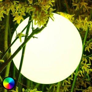 Smart&Green Pearl – guľové LED svietidlo, ovládateľné mobilom