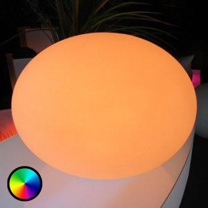 Smart&Green Ovládateľné dekoračné LED Flatball XXS IP68