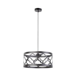SIGMA Závesná lampa Modul Maroko L, čierna
