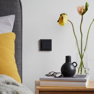 SENIC Senic Smart Switch Philips Hue, 1 ks, čierna matná