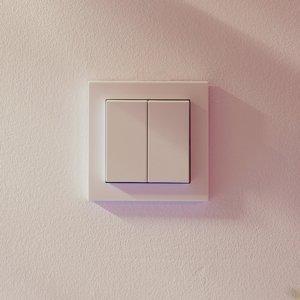 SENIC Senic Smart Switch Philips Hue, 3 ks, biela matná