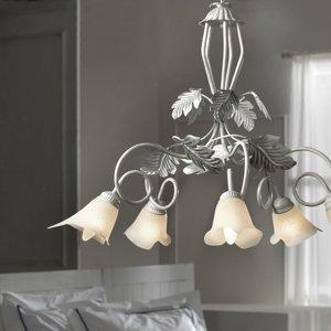 ONLI Stolná lampa Marilena vo florentskom štýle