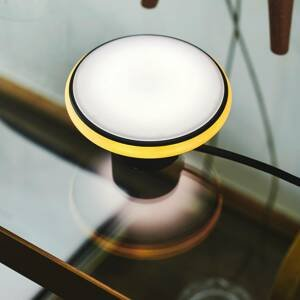 SHADE LIGHTS Shade ØS1 Mini kruhy čierne podstavec čierny Node