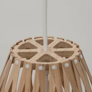 DAVID TRUBRIDGE david trubridge Koura závesná lampa 75cm karamel