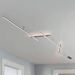 Trio Lighting Výkyvné stropné LED svietidlo Indira stmievateľné