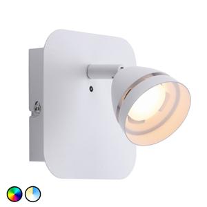 Trio Lighting Trio WiZ Gemini nástenné LED svietidlo biele