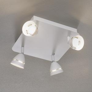 Trio Lighting Trio WiZ Gemini stropné LED svietidlo 4-pl. biele