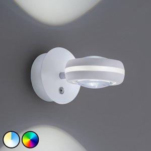 Trio Lighting Trio WiZ Vista nástenné LED svietidlo, biele